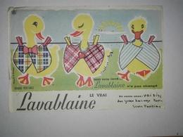 BUVARD LAVABLAINE - Textile & Vestimentaire