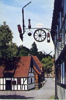 Den Gamle By - Arhus - Danmark - Formato Grande Viaggiata – E 9 - Cartoline