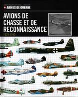 AVIONS DE CHASSE ET RECONNAISSANCE 1939 1945 IDENTIFICATION - Aviation