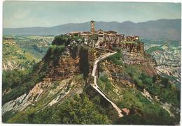 V3565 Civita Di Bagnoregio (Viterbo) - Panorama / Viaggiata 1981 - Italia