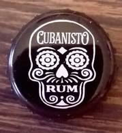 Capsule Bière Beer Crown Cap Cubanisto Rum Noire - Bière