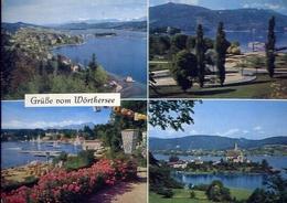 Grube Vom Worthersee - Formato Grande Viaggiata Mancante Di Affrancatura – E 9 - Cartoline