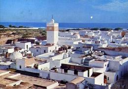 Hammamet - Tunisie - La Vieille Ville Vue Du Fort - Formato Grande Viaggiata – E 9 - Cartoline