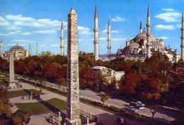 Istanbul - Ve Saheserleri - Formato Grande Viaggiata – E 9 - Cartoline