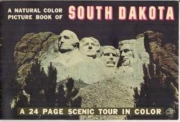 SOUTH DAKOTA - DÉPLIANT TOURISTIQUE - Exploration/Travel