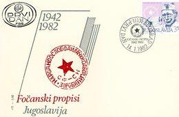 °°° F.d.c. Iugoslavia  N.245 °°° - FDC