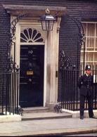 London - Downing Street - Formato Grande Viaggiata – E 9 - Cartoline