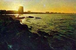 Mamaia - Apus De Soare - Formato Grande Viaggiata – E 9 - Cartoline