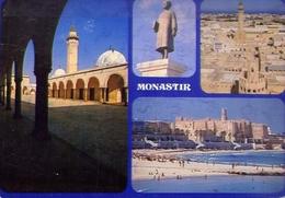 Monastier - Tunisie - Formato Grande Viaggiata Mancante Di Affrancatura – E 9 - Cartoline