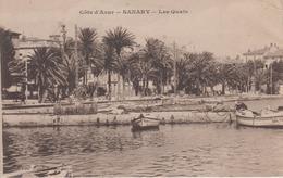CPA Sanary - Les Quais - Sanary-sur-Mer