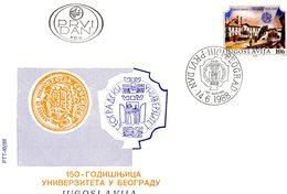 °°° F.d.c. Iugoslavia  N.247 °°° - FDC