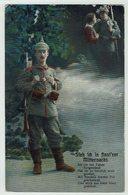 (032..778) Militär, Uniform, Liebe, Heimat, 1915 - Heimat