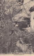 25. AVANNE. CPA. LA SOURCE DU RUISSEAU DU MOULIN. ANNEE 1906 - Frankreich