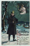 (032..779) Militär, Uniform, Liebe, Heimat, 1915 - Patriotiques