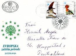 °°° Storia Postale Iugoslavia Busta Viaggiata °°° - Jugoslavia