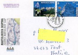 °°° Storia Postale Slovenia Busta Viaggiata °°° - Slovenia