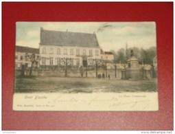 OVERIJSE - OVER-YSSCHE -   La Place Communale  -   1902    - - Overijse