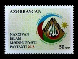 Azerbaïjan 2018 Mih. 1364 Nakhichevan - The Capital Of Islamic Culture 2018 MNH ** - Azerbaïjan