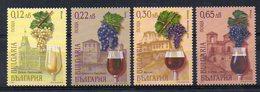BULGARIE - BULGARIA - WEIN - VIN - WINE - OENOLOGY - OENOLOGIE - 2001 - - Bulgarie