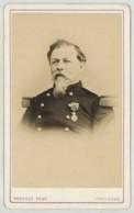 CDV Militaire 1870-80 Provost à Toulouse . Un Commandant . Légion D'honneur . - Old (before 1900)
