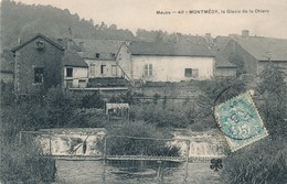 CPA - France - (55) Meuse - Montmedy - Le Glacis De La Chiers - Montmedy