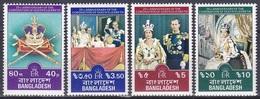 Bangladesch Bangladesh 1978 Geschichte History Königshäuser Royals Königin Elisabeth II. Queen Krone Crown, Mi. 109-2 ** - Bangladesch