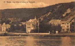 Namur Namen Yvoir   Les Villas Et Rochers De Champale      X 5513 - Yvoir