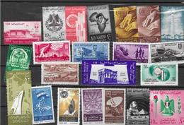 EGYPTO Nº AÑO 1961 - Sin Clasificación