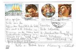 San Marino - Views - Nice Stamp`s - Timbre - San Marino