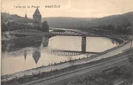 Namur Namen Hastière     Panorama Sporen Treinsporen      X 5524 - Hastière