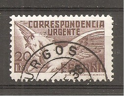 España/Spain-(usado) - Edifil  832 - Yvert  Urgente 25 (o) - Correo Urgente