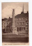 177 - AUBEL  - Monument Commémoratif De 1914-1918 - Aubel