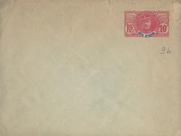 COSTA DE MARFIL , COTE D'IVOIRE , ENTERO POSTAL SIN CIRCULAR , TIPO FAIDHERBE , 10 CTS. 146 X 111 - Covers & Documents