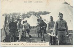 EIDG. ARMEE (Militär Schweiz) Versorgungstruppe Brot-Transport Service Des Vivres Distribution - Suisse