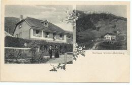 Litho VORDER-BALMBERG Kurhaus Photo E. Haendschel-Wirz Solothurn - SO Soleure
