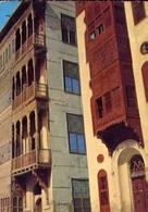 Old Decorations In The Old Architecture - Formato Grande Viaggiata Mancante Di Affrancatura – E 9 - Cartoline
