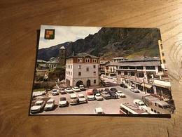 266/ VALLS D ANDORRA PLACE REBES - Andorra