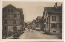OBERÄGERI Dorfstrasse Belebt - ZG Zoug