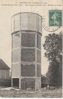 76  - DOUDEVILLE - Le Réservoir à L'eau  Construction En Ciment Armé - France
