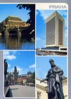 Praha - Formato Grande Viaggiata – E 9 - Cartoline