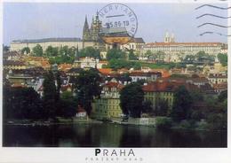 Praha - Prazsky Hrad - Formato Grande Viaggiata – E 9 - Cartoline
