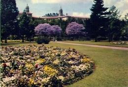 Pretoria - Gardens At The Union Buildings - Formato Grande Viaggiata Mancante Di Affrancatura – E 9 - Cartoline