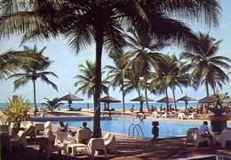 Republique De Cote D'ivoire Assouinde - Hotel Les Paletuviers - Formato Grande Viaggiata – E 9 - Cartoline