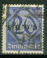 Oberschlesien Dienst 11 O - Deutschland