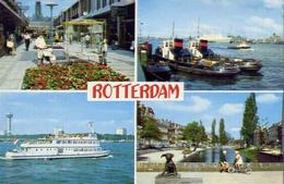 Rotterdam - Formato Grande Non Viaggiata – E 9 - Cartoline