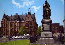 S - Gravenhage - Holland - Ministerie Van Justitie - Hoger Gerechtshof - Formato Grande Viaggiata – E 9 - Cartoline