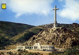 Santa Cruz Del Valle De Los Caidos - Entrada A La Basilica - Formato Grande Non Viaggiata – E 9 - Cartoline