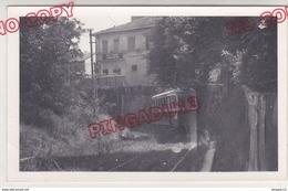 Au Plus Rapide Carte Photo Marseille Ligne Tramway 68 Le Tramway Sortant Du Tunnel - Marseille