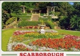 Scarborough - Formato Grande Viaggiata Mancante Di Affrancatura – E 9 - Cartoline