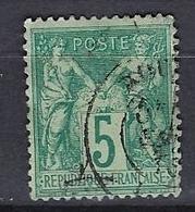 France 1876-78 Sage Y&T N° 64 - 1876-1878 Sage (Type I)
